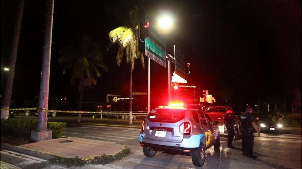 Patrullas en Puerto Vallarta