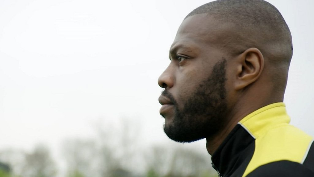 From prison to football manager: The man behind Hackney Wick FC