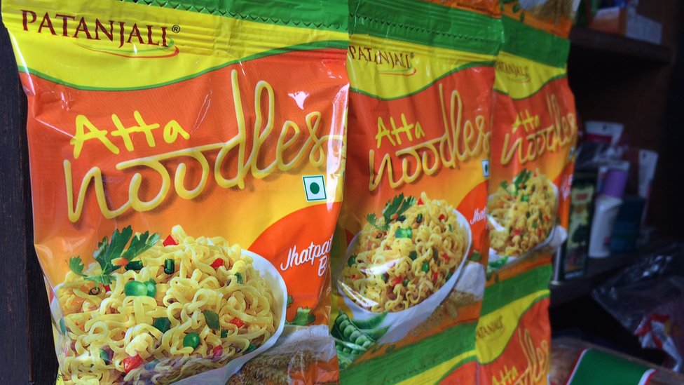 Patanjali instant noodles