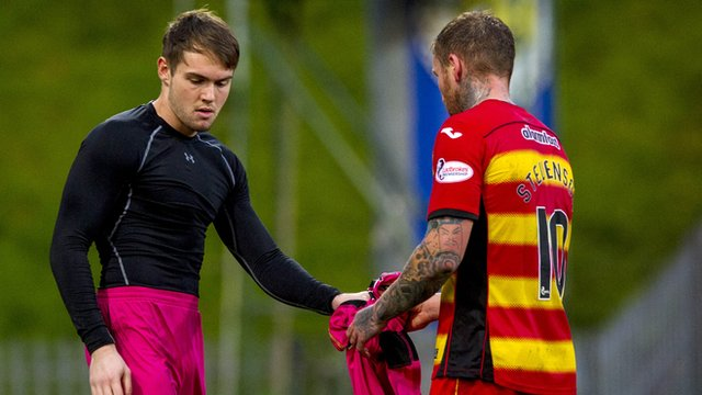 Highlights - Partick Thistle 0-4 Hearts