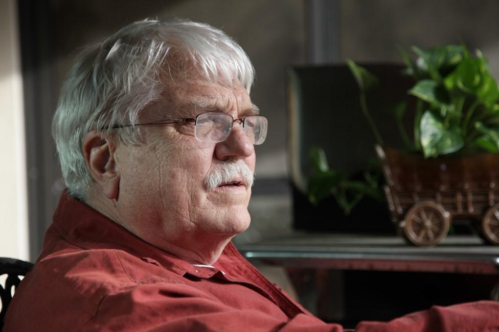 Tom Hargrove en 2010