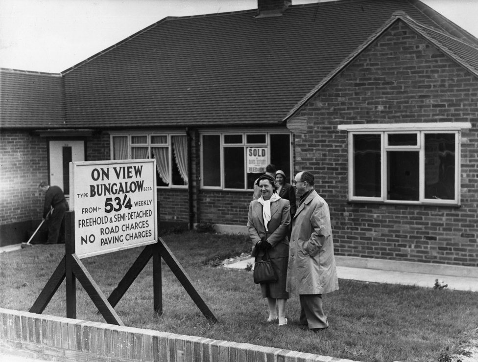 A bungalow show house in Maidstone, Kent