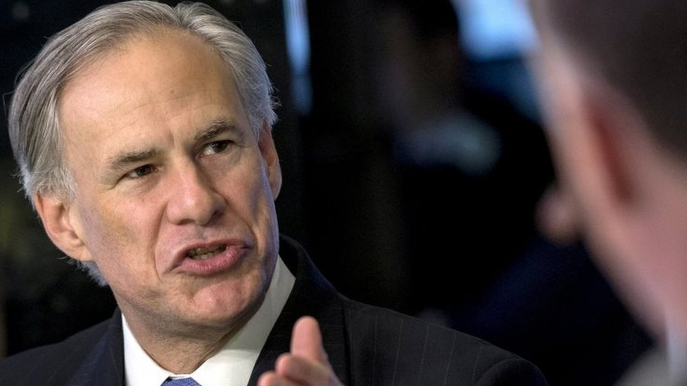 Texas Governor Greg Abbott (14 July 2015)