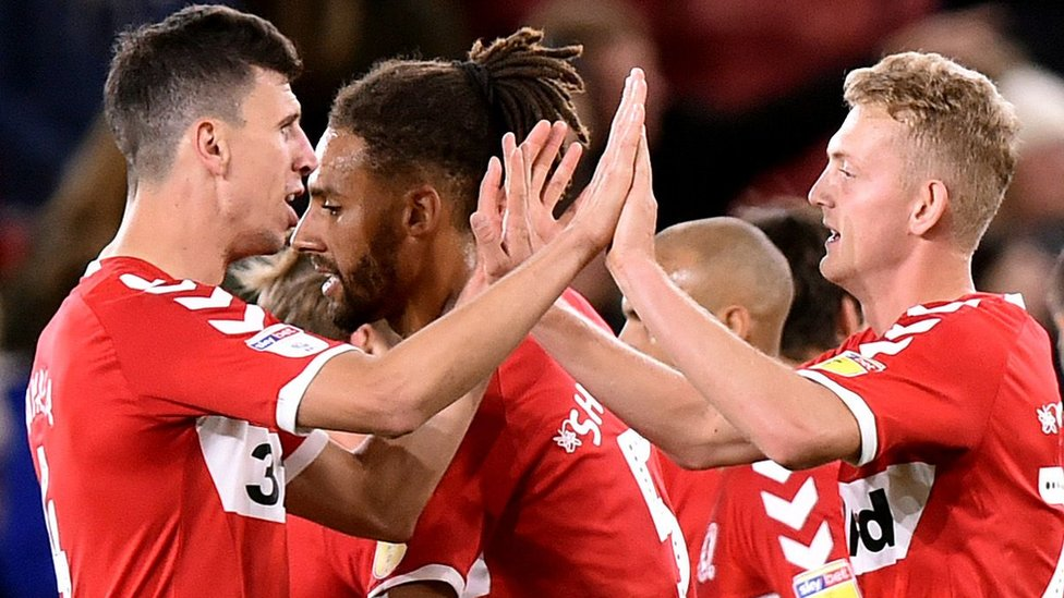 Middlesbrough beat Bolton to go second in Championship
