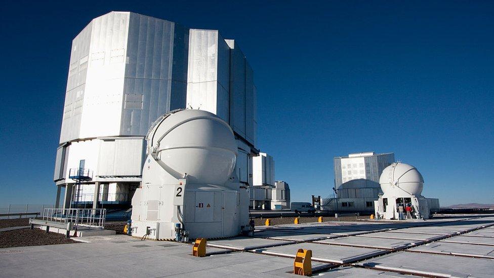 El Observatorio Europeo Austral