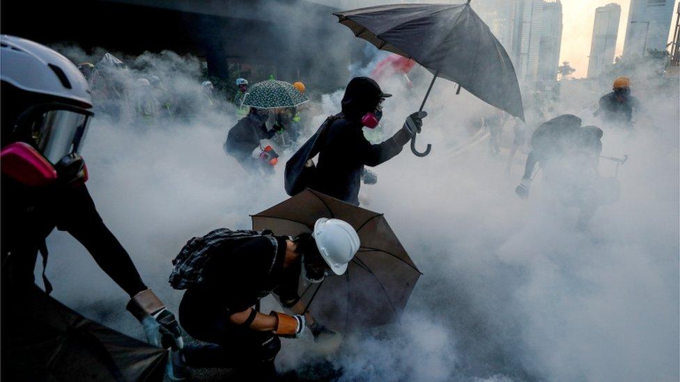 香港抗議2019