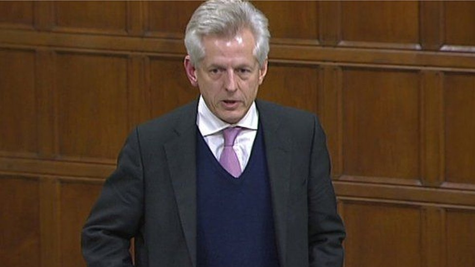 Gloucester MP Richard Graham defends immigrant recycling comments
