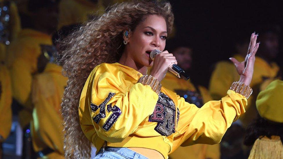 BBC News - Beyonce drops live album with Netflix film