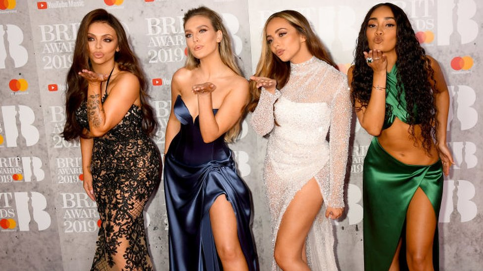 BBC News - Little Mix to create new bands for BBC TV talent show