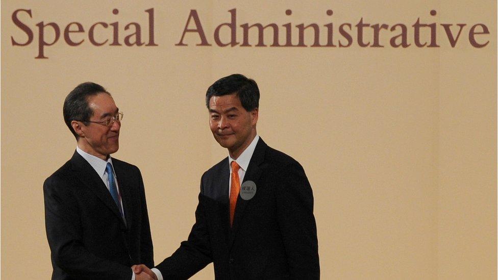 沈旭暉說,2012年的特首選戰改變了官場文化,一度令他對香港政治感到心灰意冷。