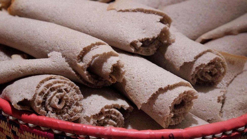 Hasta febrero de 2019, la patente sobre la harina de tef y otros productos relacionados pertenecía a una empresa holandesa.