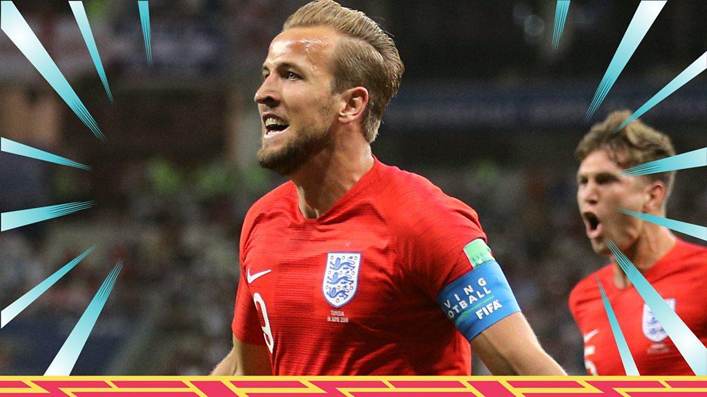 World Cup 2018: Tunisia 1-2 England highlights