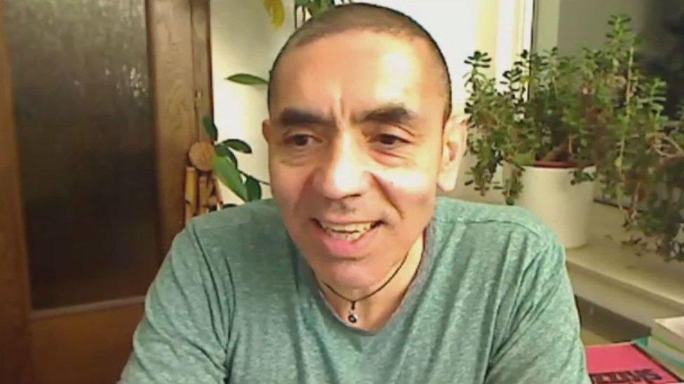 Ugur Sahin, fundador de BioNTech.