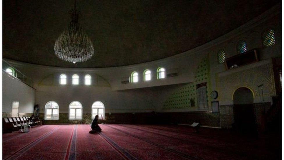 Foto ilustrasi: Masjid di Austria