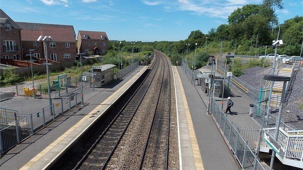 Signaller fatigue role in woman's Llanharan railway death