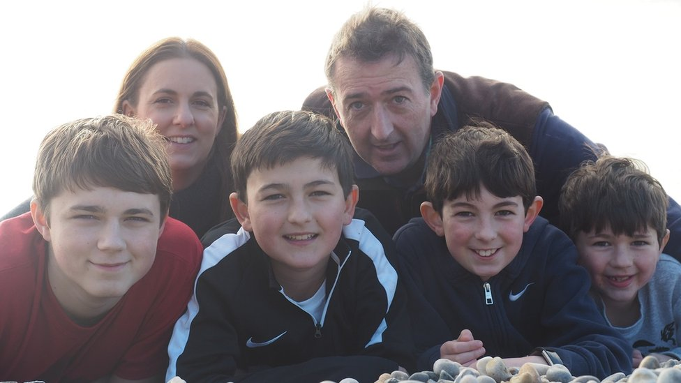 Davies-Carr family