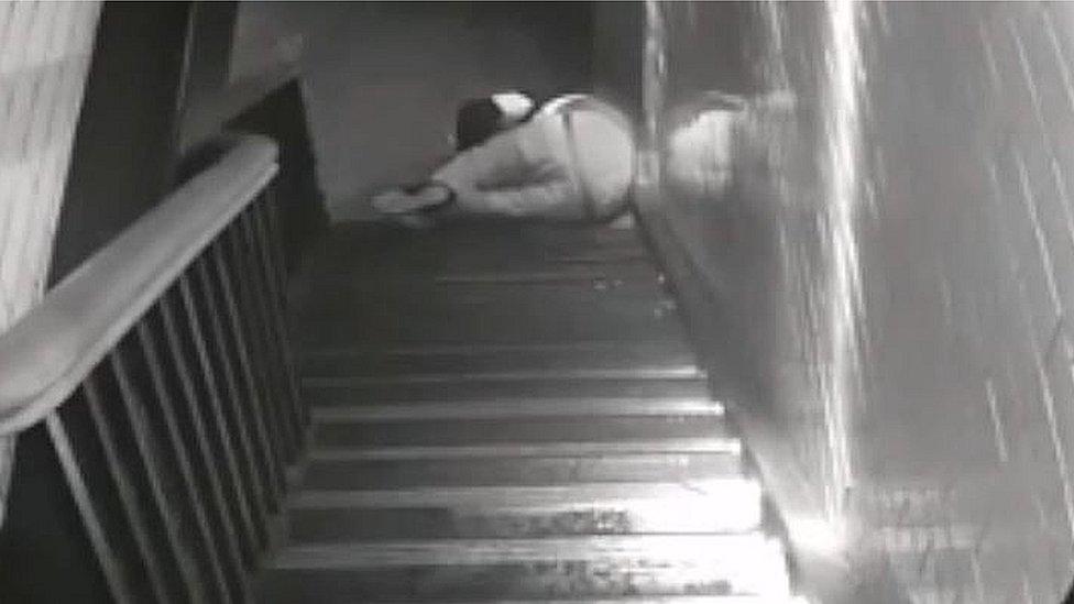 Newcastle bar attack: Man thrown down stairs broke back