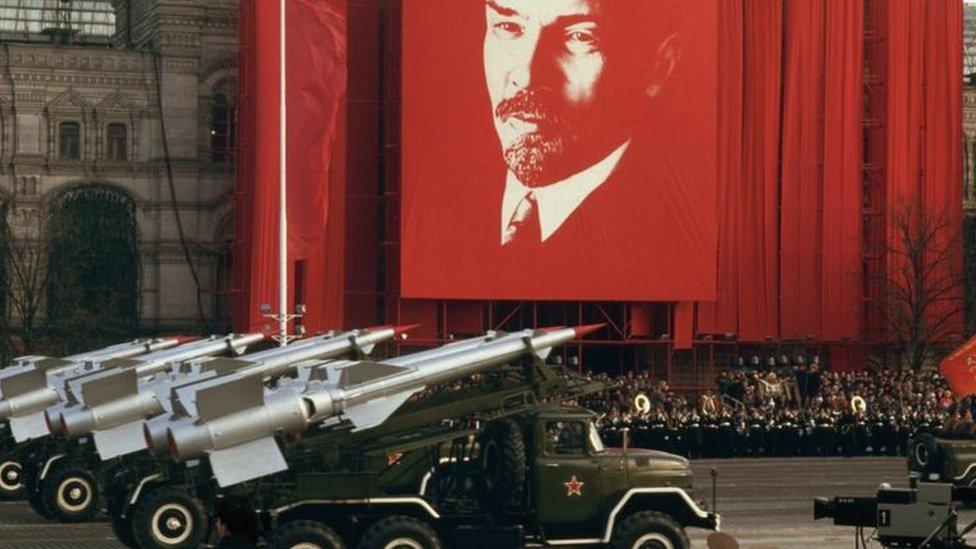 俄羅斯會回到蘇維埃時代嗎?