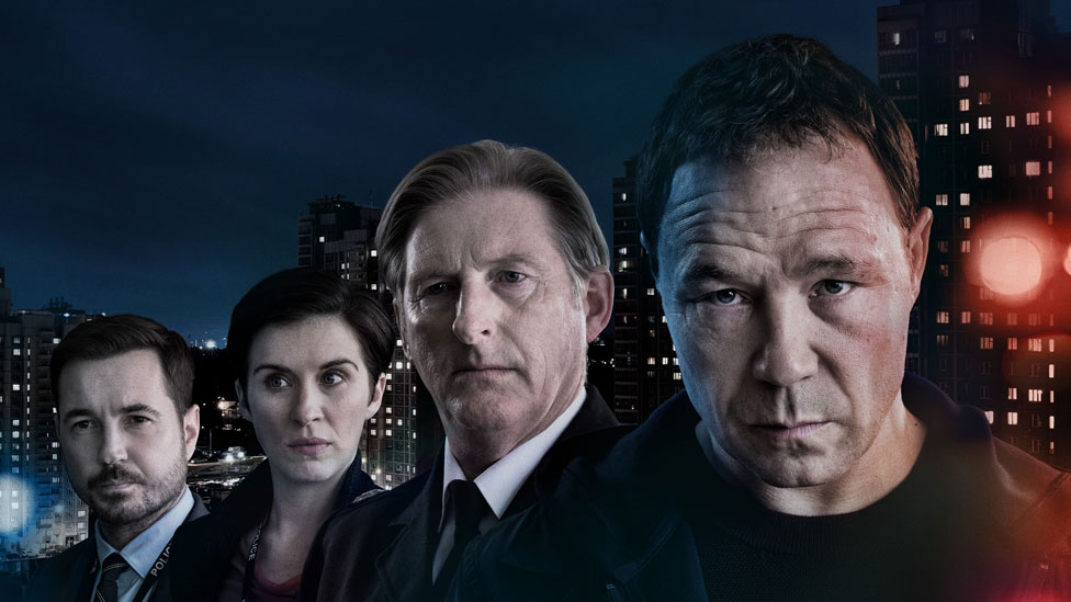 Line of Duty: New series is 'scariest yet'