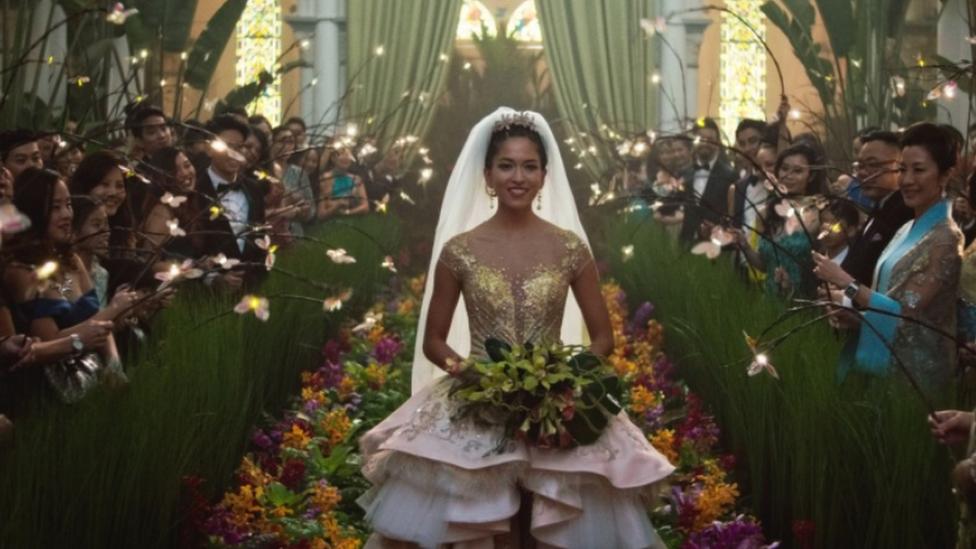 يُنظر إلى الفيلم على أنه نقطة تحول لصورة الأسيويين الأمريكيين على الشاشة