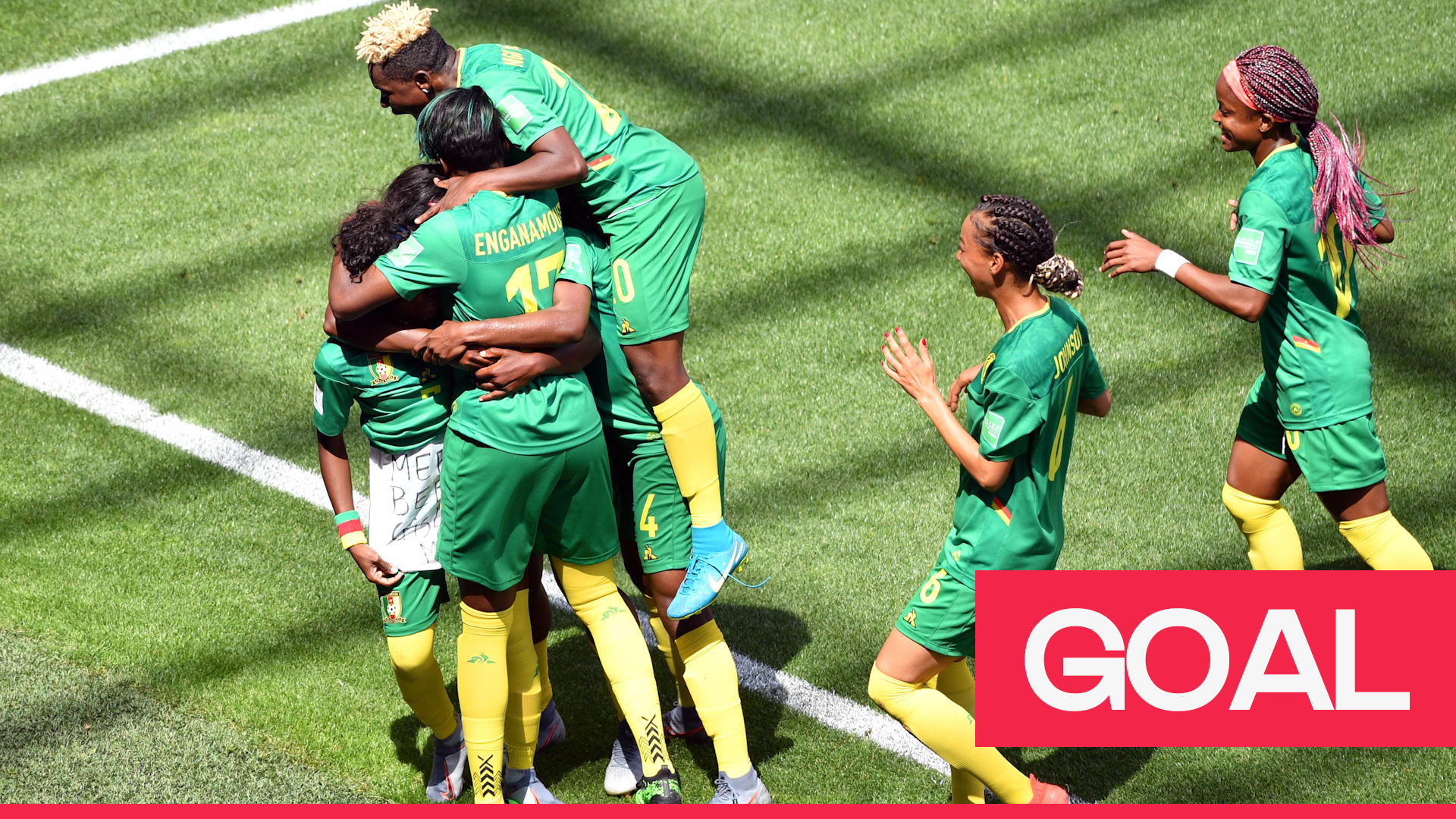 Women's World Cup 2019: Gabrielle Onguene replies for Cameroon making it 1-1