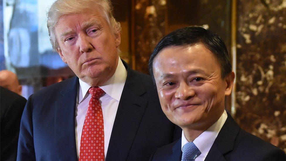 Jack Ma The Billionaire Trying To Stop Coronavirus And Fix China S Reputation Bbc News