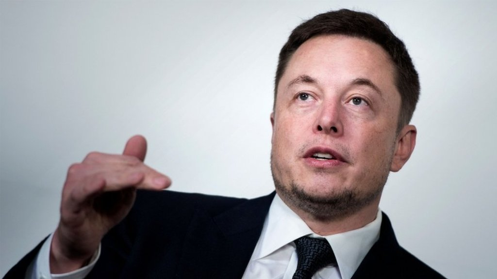 Tesla chief Elon Musk accuses worker of sabotage