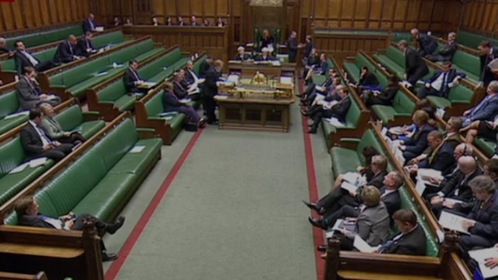scotland bill debated