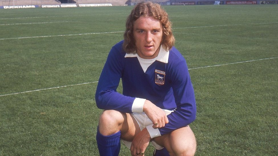 Kevin Beattie: Calls for statue of 'sensational player'