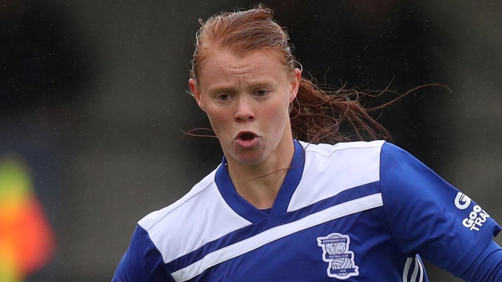 WSL: Reading Women 0-1 Birmingham City Women