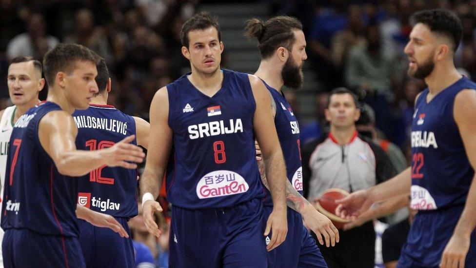 Reprezentacija Srbije sprema se za Svetsko prvenstvo i čeka vesti o Teodosiću