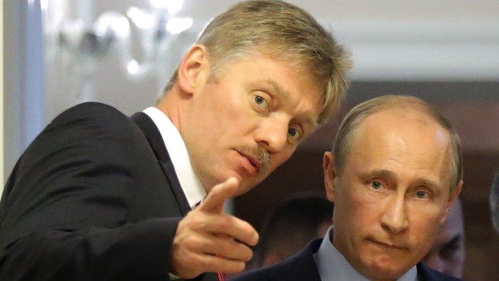 Russia Bbc Panorama Kremlin Demands Putin Corruption Proof Bbc News
