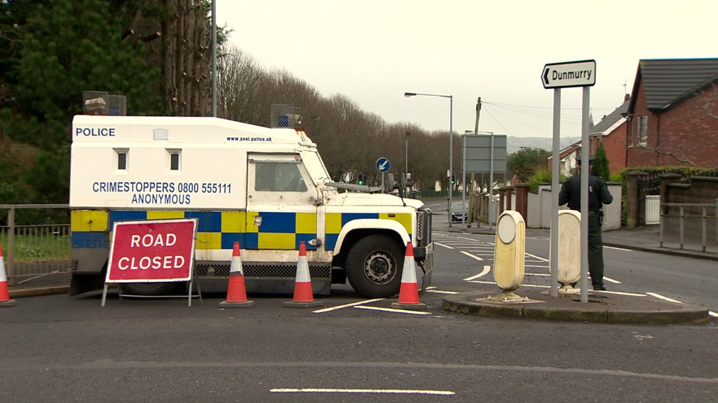 Dunmurry security alert: Residents 'furious, angry and frustrated'