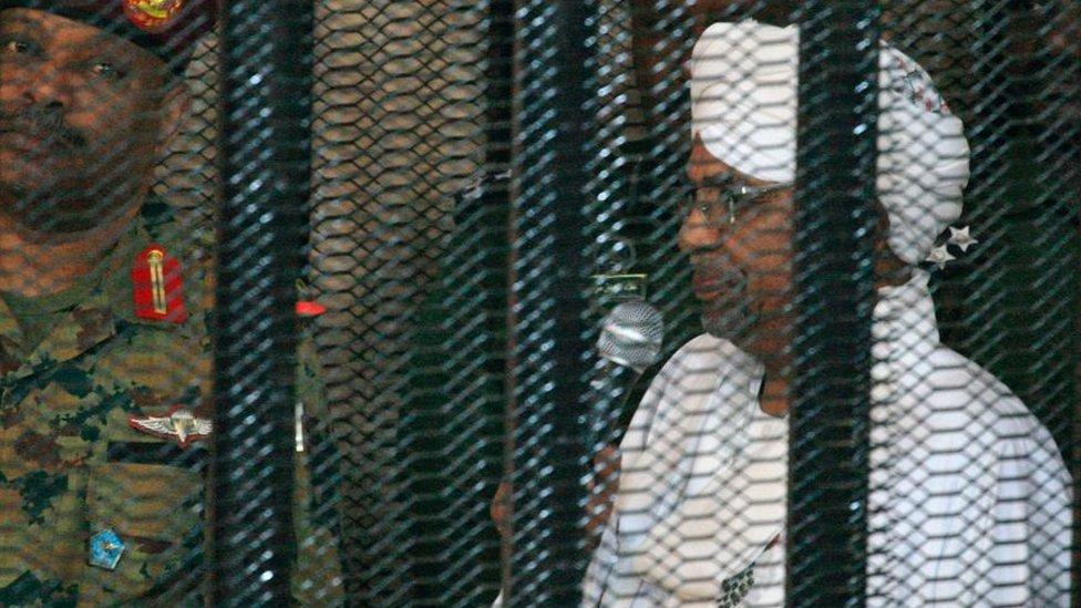 Expresidente de Sudán Omar al-Bashir