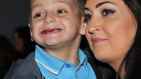 Bradley Lowery's mum: 'I believe he was here for a reason'