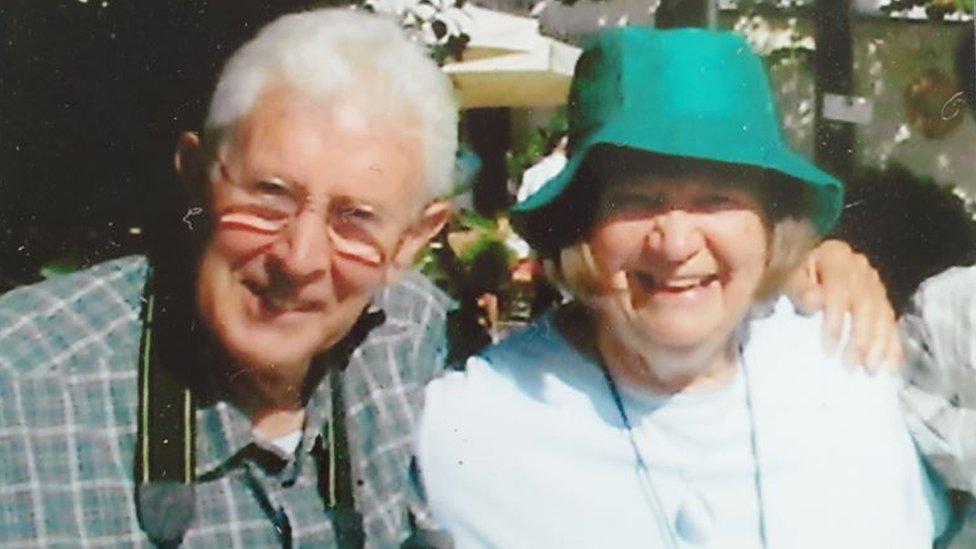 Bob i Norma Bisli