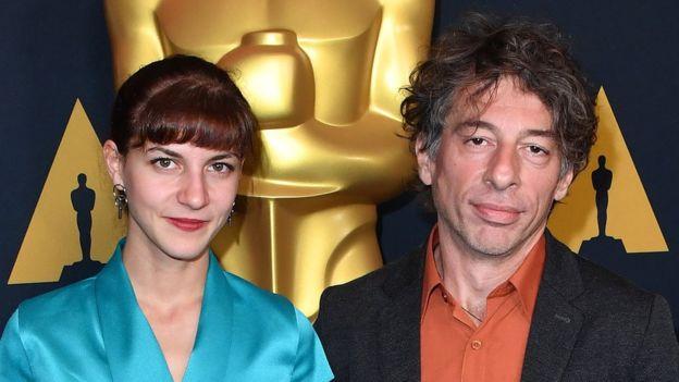 المخرجان تامارا كوتيفيسكا وليبو ستيفانوف