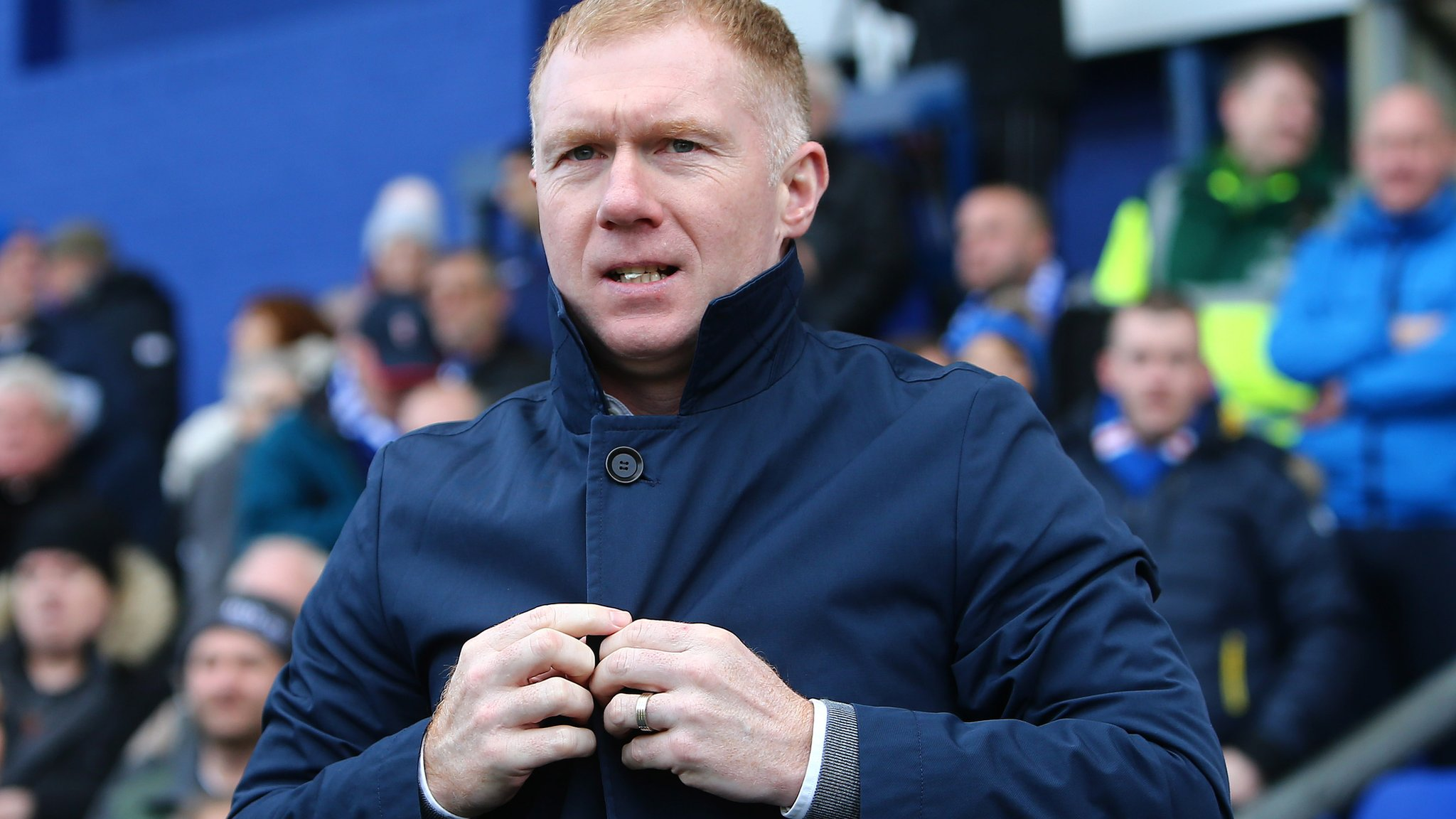 Paul Scholes: Is Man Utd legend making an early impact at Oldham?