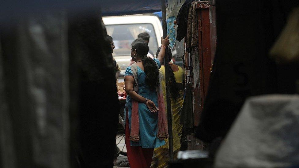 कमाठीपुरा वेश्यालय