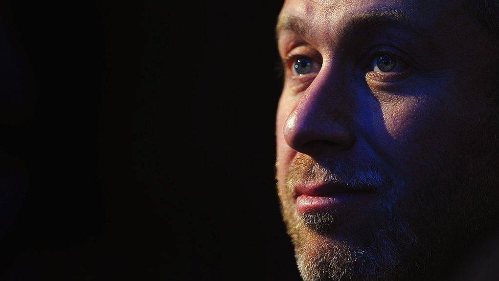Roman Abramovich en una foto de 2010