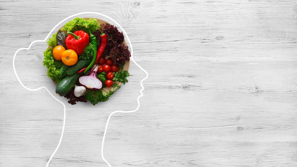 Un cerebro hecho de vegetales