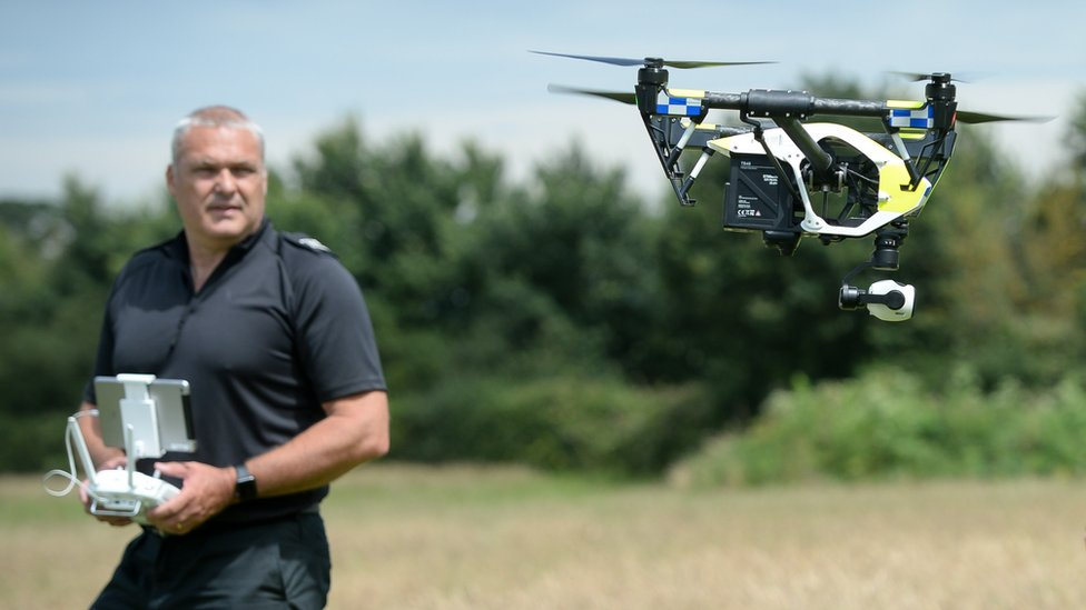 UK drone users face safety tests and flight restrictions