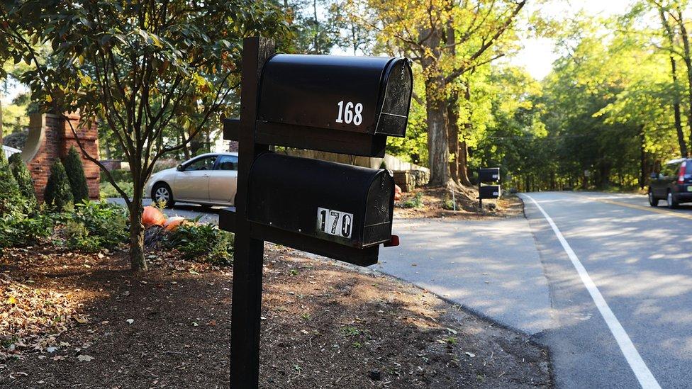 poštansko sanduče Sorosa