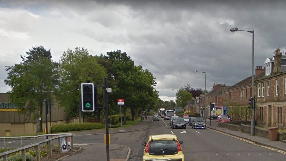 Motorcyclist killed in crash in Camelon named