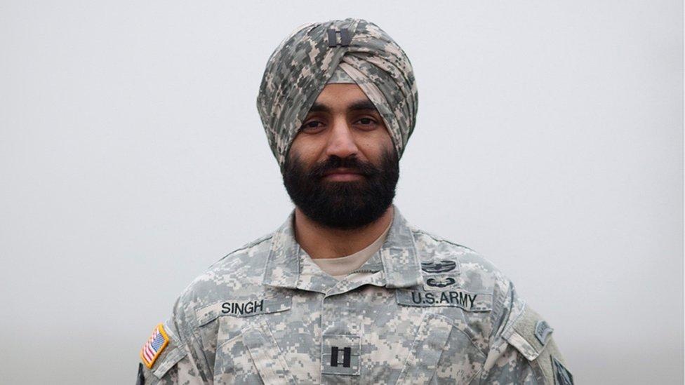 Army Capt. Simratpal Singh