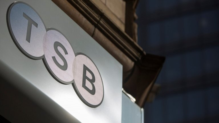 TSB is 'up and running' - for some