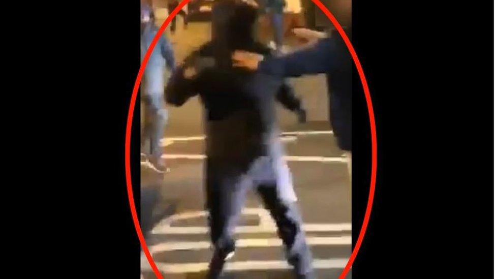 Lyra McKee: New footage released of suspected gunman