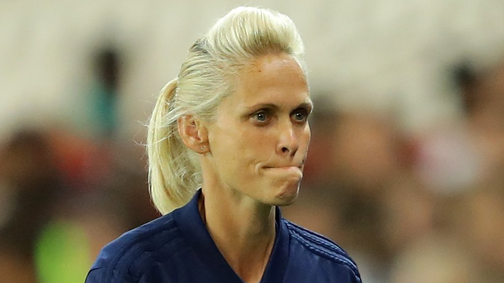 Women's World Cup: Scotland 3-3 Argentina - Shelley Kerr bemoans officiating