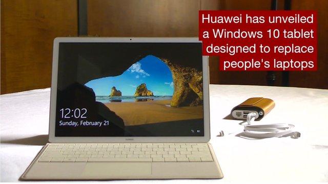 Huawei M8 Book
