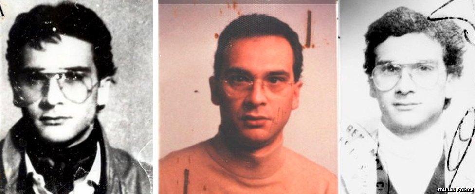 Šef italijanske mafije Mateo Mesina Denaro